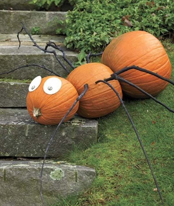 httpwwwwoohomecomdiy 242 last minute cheap diy halloween decorations you can easily make - Cheap Diy Halloween Decorations