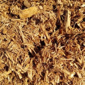 Cypress Mulch is the most common type of mulch.